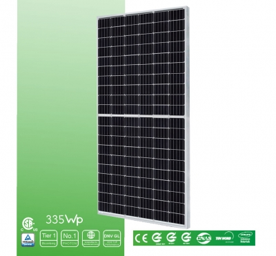Painel Solar Fotovoltaico 335 Wp