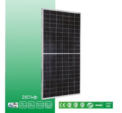 Painel Solar Fotovoltaico 280 Wp