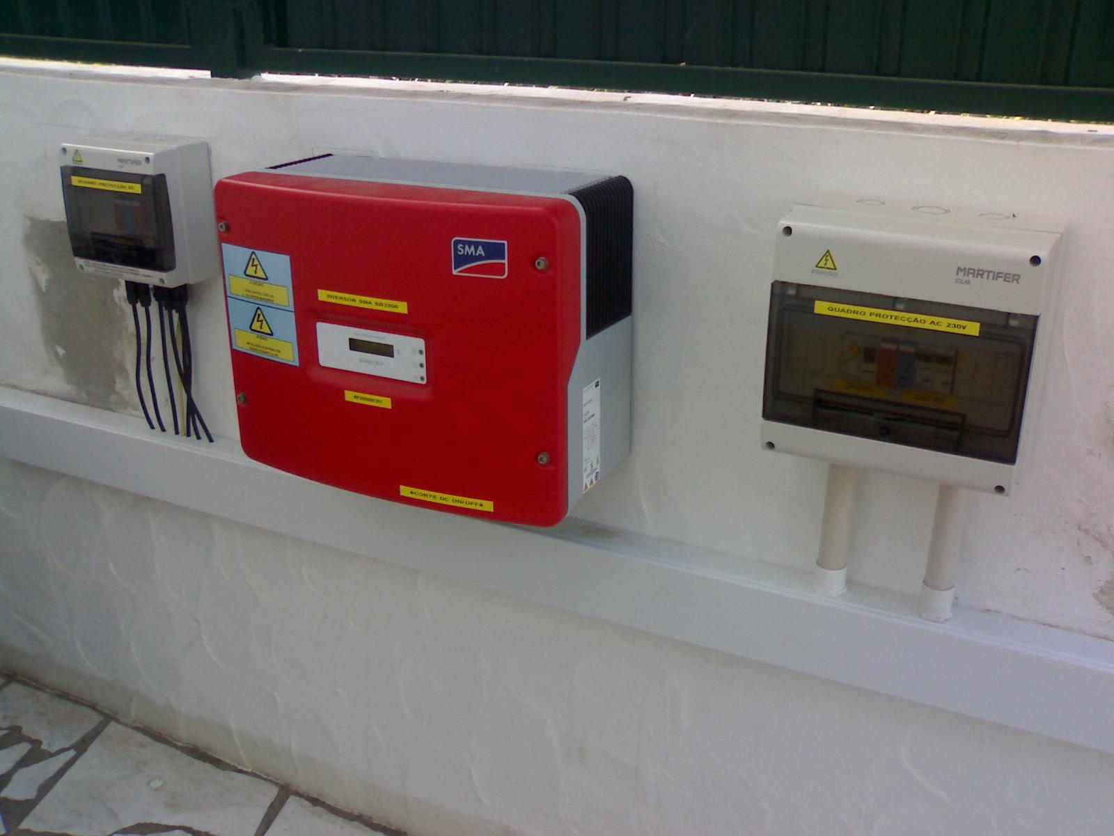 Instalação Microgeração - Leiria