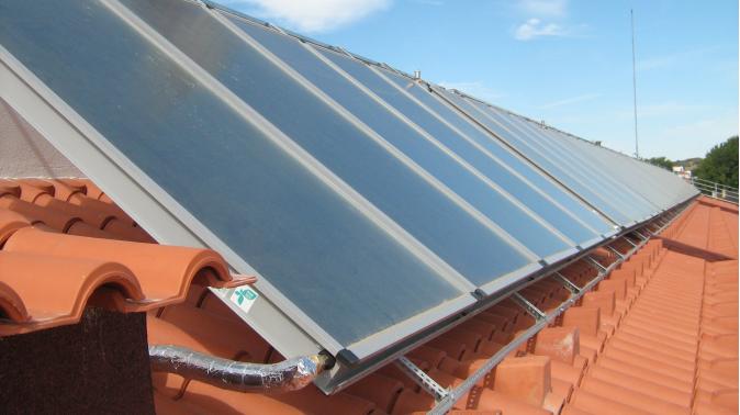 Instalação de Solar Térmico no Hospital de São João de Deus em Montemor o Novo